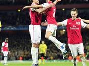 UCL: Arsenal avanza