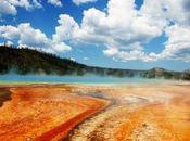 curiosa fuente prismatica Yellowstone