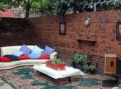 Jardín …¿Sala estar?