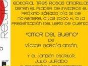"Reedición presentación ""Amor bueno"" Victor García Antón"