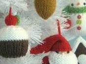 Adornos Navidad para hacer mismo ganchillo!