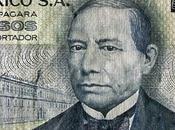 Juárez, héroe mexicano Benito presidente México desde 1858 hasta 1872, personajes importantes historia país. eso, retrato muchos lugares (hasta billetes, como puedes observar fotogra...