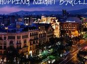 Shopping Night Barcelona 2011