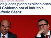 indulto cuestionado: jueces piden explicaciones Gobierno Saénz