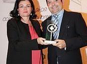 Lilly proyecto reducción residuos vertedero, premio SIGRE Mejor Iniciativa Ambiental