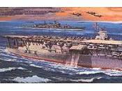 Flota Ataque Japonesa Kido Butai parte rumbo Pearl Harbor 26/11/1941
