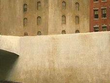 ciudad pintura Edward Hopper Balthus