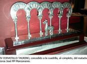 Córdoba: entrega cervatillo taurino