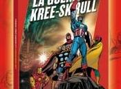 Nuevo tomo Guerra Kree-Skrull Panini Marvel Gold