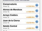 Metro Madrid lanza aplicación iPhone para planificar trayectos
