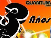 Felicidades tercera. Aniversario Quantum.com.do