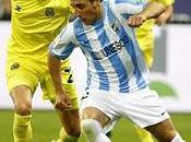 Málaga asienta zona alta