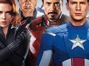 Fichas oficiales personajes Vengadores