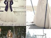 Boda blanca invierno/White winter weddings