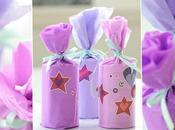 Ideas para envolver regalo vela