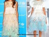 Sarah Jessica Parker, fabulosa Louis Vuitton, Gala Unicef Nueva York