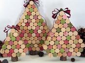 Árbol Navidad corchos
