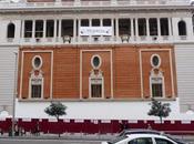 Fachada Principal Palacio Música (Gran Vía, Madrid)