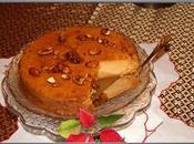 Tarta queso crema calabaza (auyama amarilla)