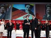 presidenta Dilma Rousseff electa Brasileña 2011