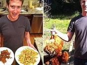 Fotos privadas Mark Zuckeberg, creador Facebook, publicadas Internet
