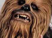 STAR WARS: ¿Chewbacca Glee???
