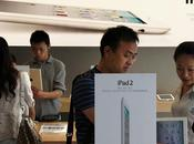 marca iPad pertenece Apple China