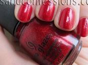 Nail Swatches: Ruby Pumps (China Glaze)