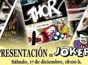 Presentación Thor Fronteras Bilbao