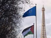 bandera Palestina ondea Unesco, paso hacia entrada como estado pleno derecho?