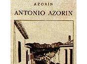 Azorín: Confesiones pequeño filósofo Antonio Azorín