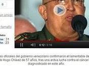 Otro spam mata Hugo Chávez