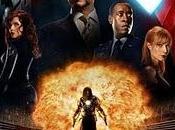 Iron poster protagonistas
