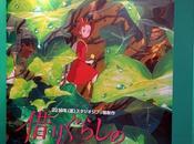 proceso producción 'Karigurashi Arrietty' sigue despacio