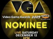 Sigue vivo Videos Games Awards 2009