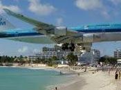 aeropuerto Playa. Isla Sant Martin Caribe)