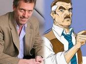 Hugh Laurie suena como Jonah Jameson para nuevo Spiderman