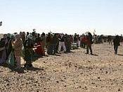 3.000 activistas frente muro marroquí