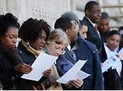 cifra elevada años: Reino Unido registra récord desempleo.
