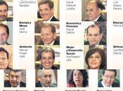 Quién quién segundo gabinete Ollanta Humala