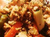 Cocina Creativa Vegana: Verduras escabeche migas perejil