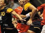 Silvia Navarro Carmen Martín perpetran primer bronce mundial para España ante Dinamarca (18-24)