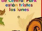 ardillas Central Park están tristes lunes