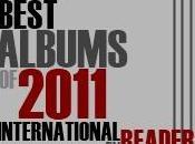 Mejores Discos Internacionales 2011 para Lectores Indiecaciones