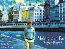 Midnight Paris. doble Allen sido encontrado