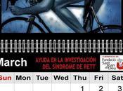 Breaking Down Limits presenta Calendario 2012 PhotoSport Gallery beneficio Fundació Sant Joan para ayuda investigación Síndrome Rett Tercera entrega: Marzo