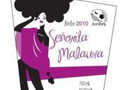 Señorita Malauva Arribes 2010