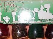 Pack Santa's little helpers China Glaze