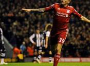 Liverpool tumba Newcastle