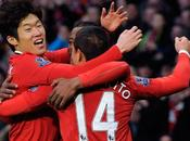 Manchester United otro festín alcanza City alto clasificación